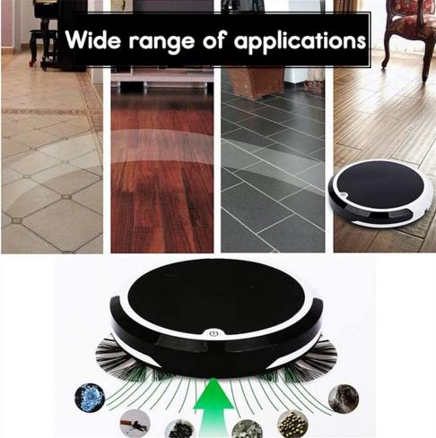 aspirateur robot comment ça fonctionne