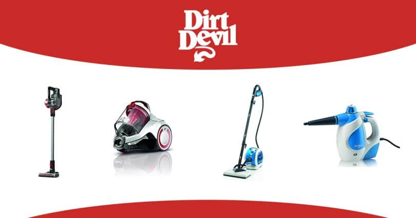 aspirateur robot dirt-devil